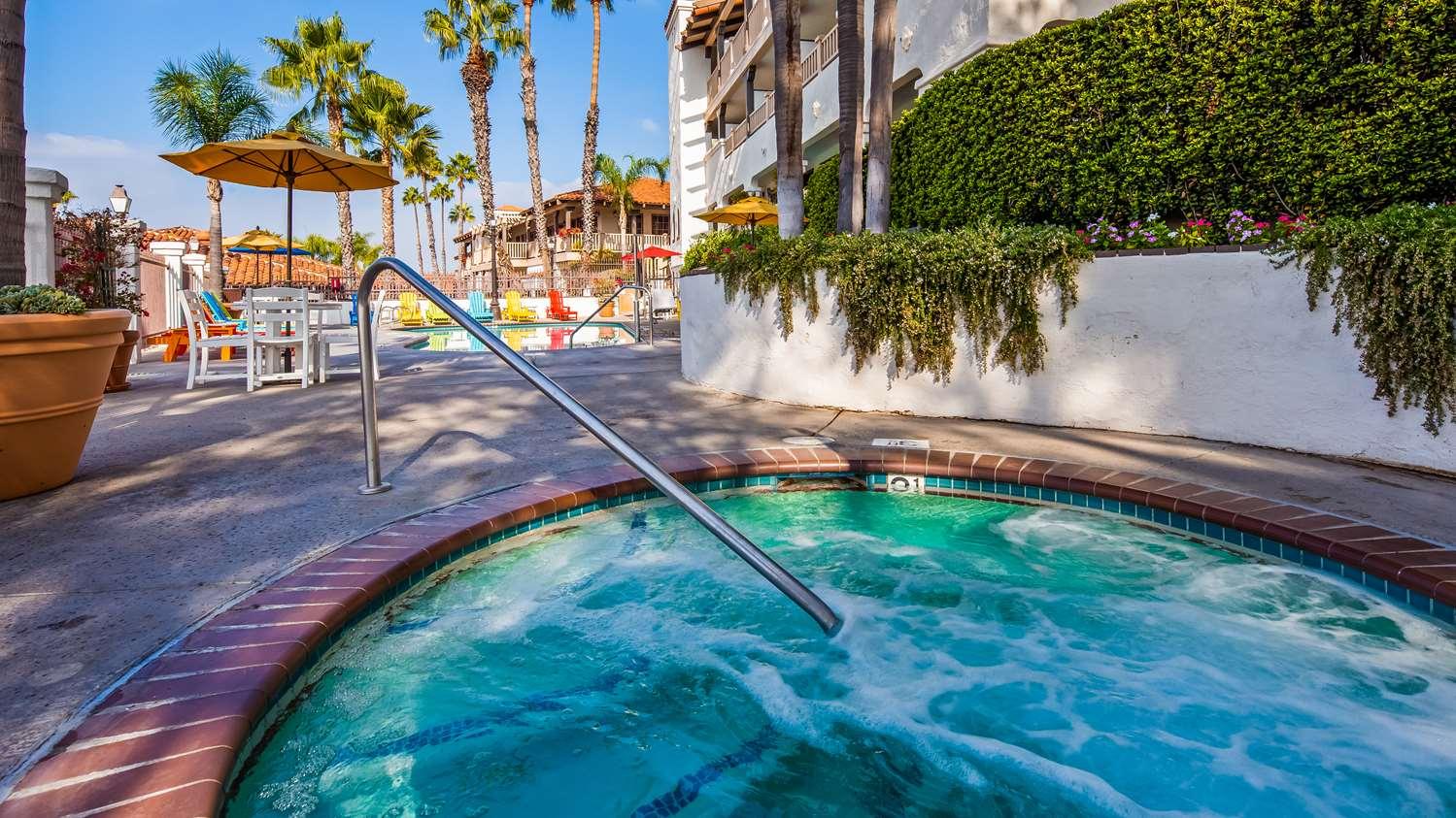 Pool - Best Western Plus Hacienda Hotel San Diego