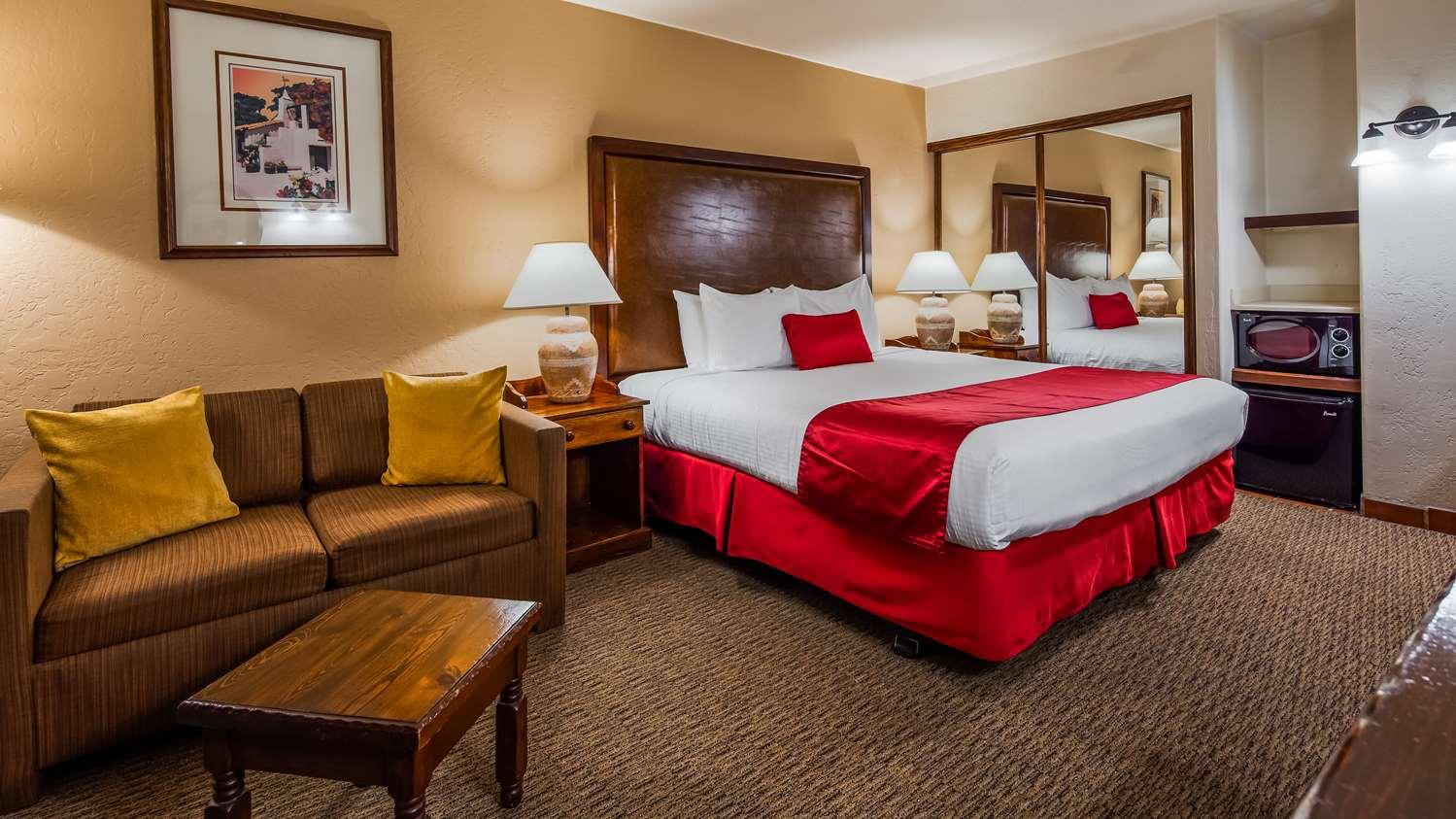 Room - Best Western Plus Hacienda Hotel San Diego