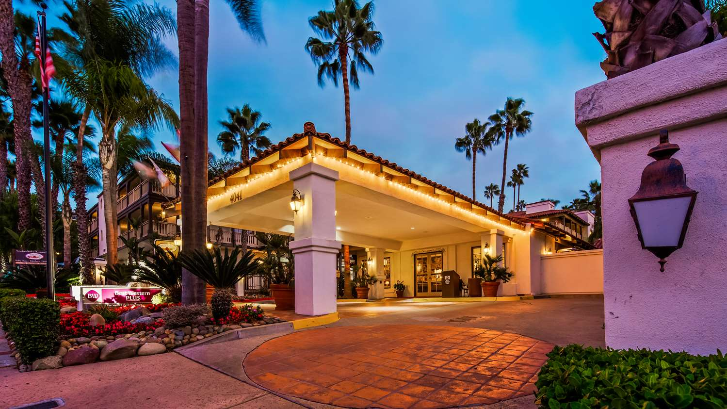 Exterior view - Best Western Plus Hacienda Hotel San Diego