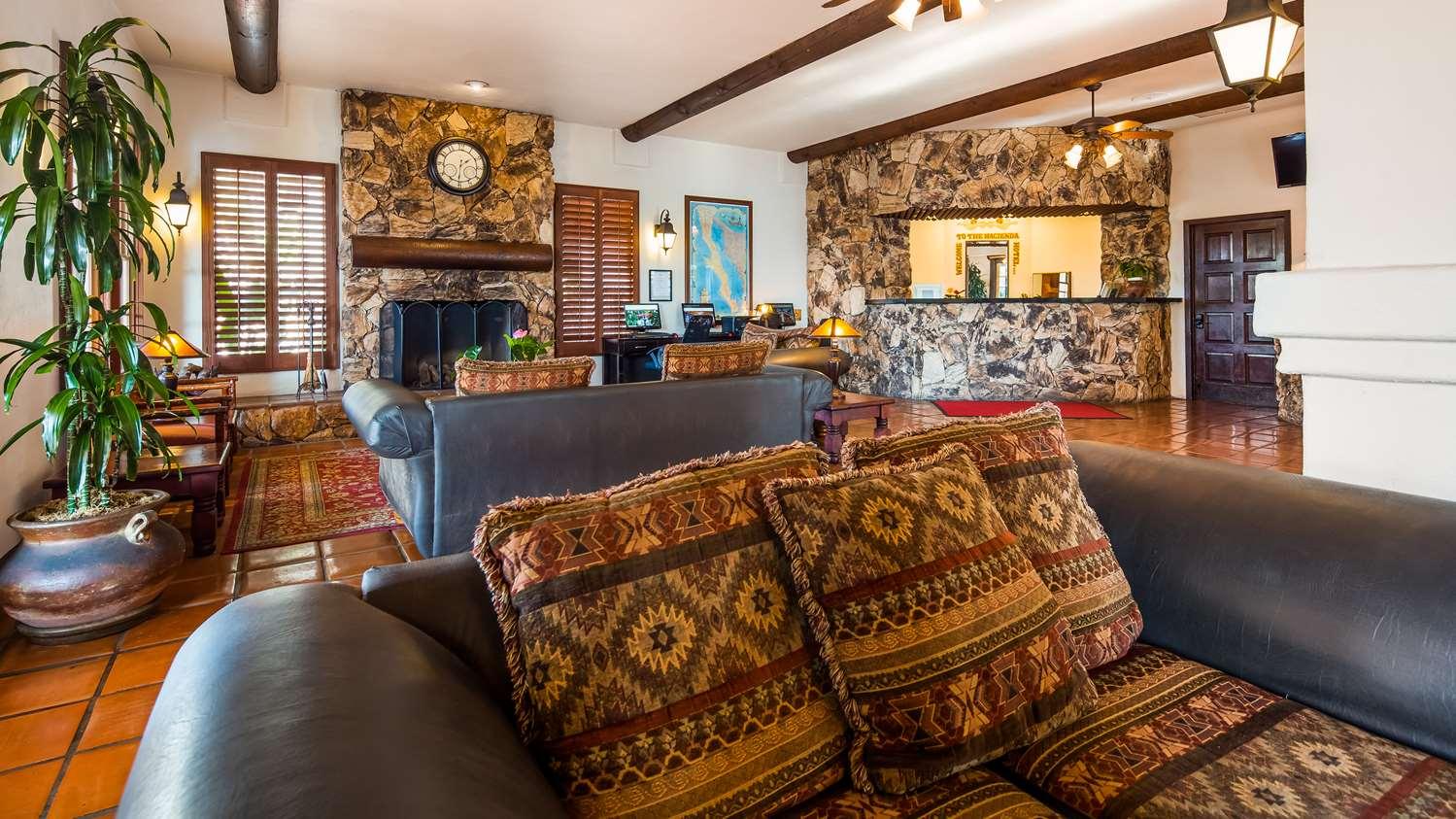 Lobby - Best Western Plus Hacienda Hotel San Diego