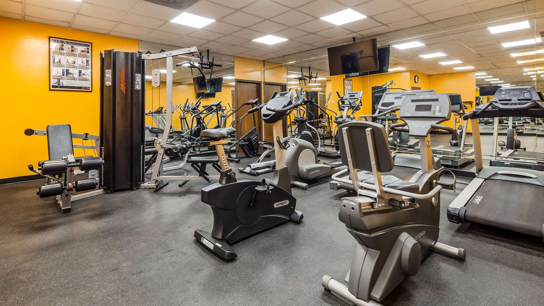 Fitness/ Exercise Room - Best Western Plus Hacienda Hotel San Diego