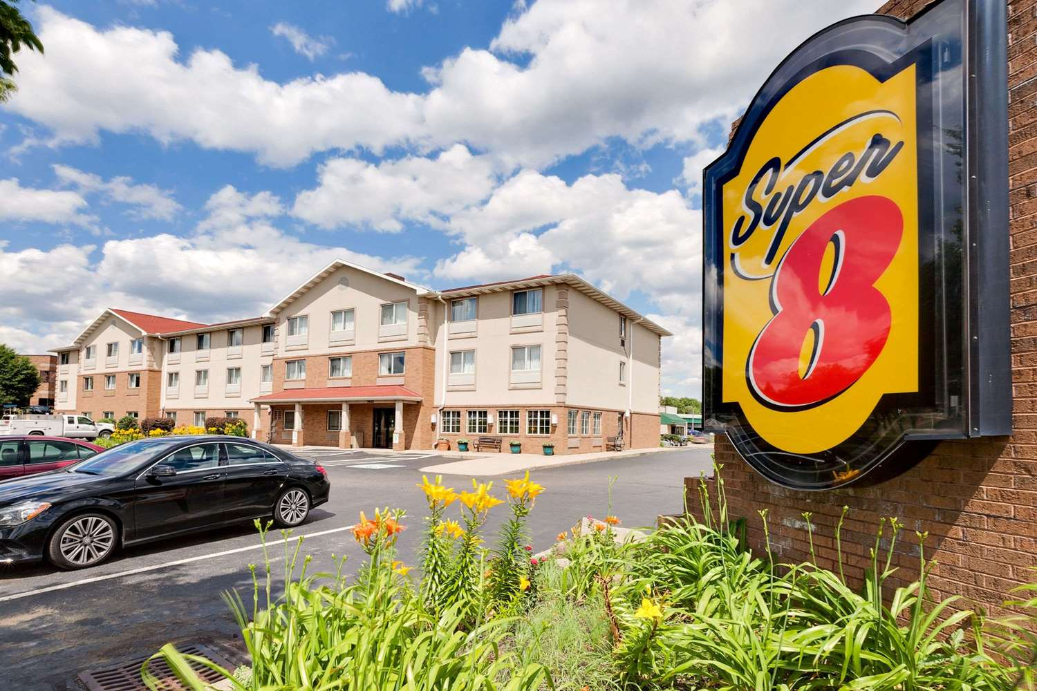 Exterior view - Super 8 Hotel Uniontown