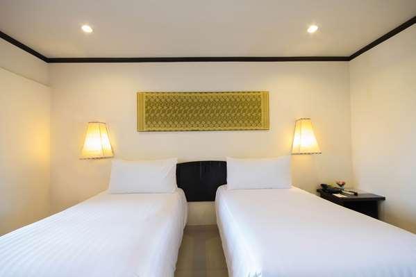 Hotel GOLDEN TULIP ESSENTIAL PATTAYA - Superior Room 2 Single Beds