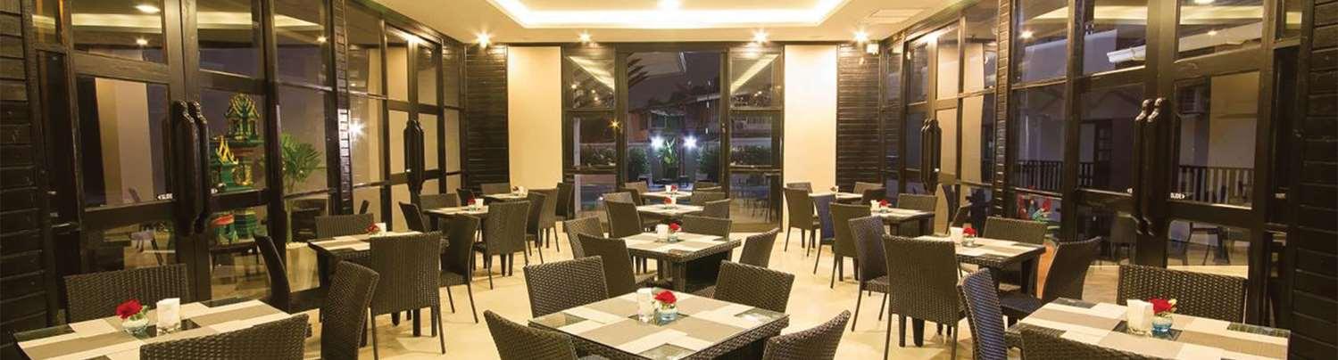 Restaurant - Hotel Golden Tulip Essential Pattaya