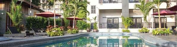 Hotel GOLDEN TULIP ESSENTIAL PATTAYA - Deluxe Room