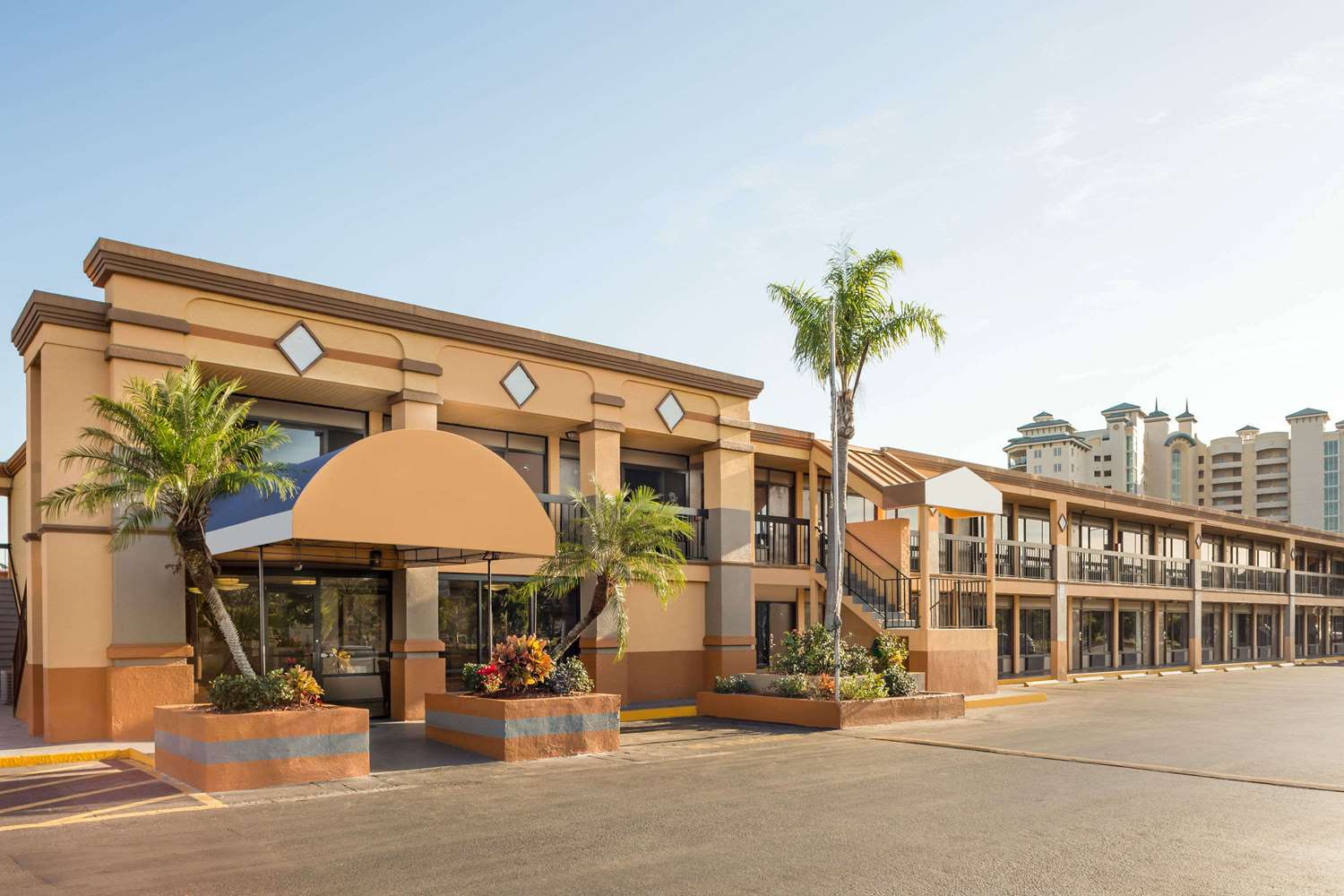Exterior view - Travelodge North Fort Myers