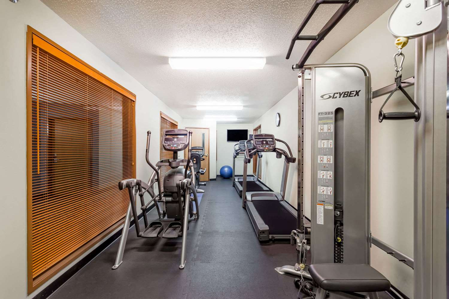 Fitness/ Exercise Room - Wyndham Garden Hotel Fitchburg