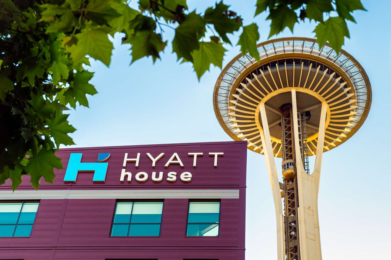 Exterior view - Hyatt House Hotel Downtown Seattle