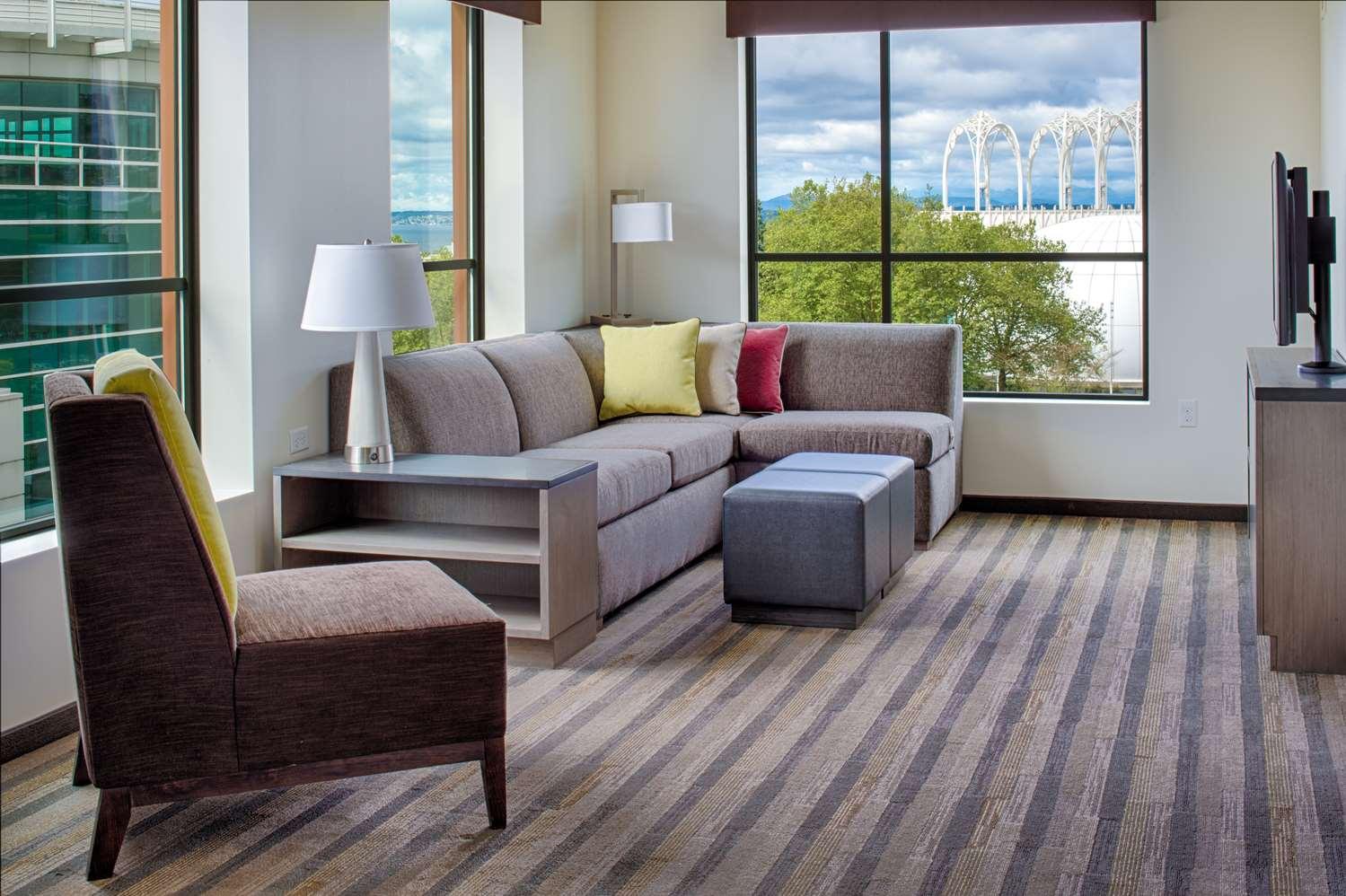 Room - Hyatt House Hotel Downtown Seattle
