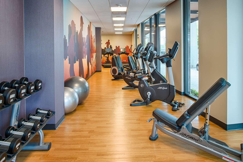 Fitness/ Exercise Room - Hyatt House Hotel Downtown Seattle
