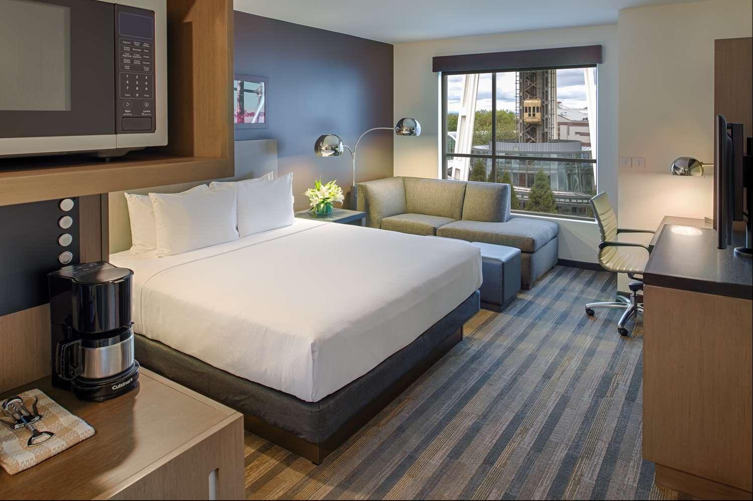 Suite - Hyatt House Hotel Downtown Seattle
