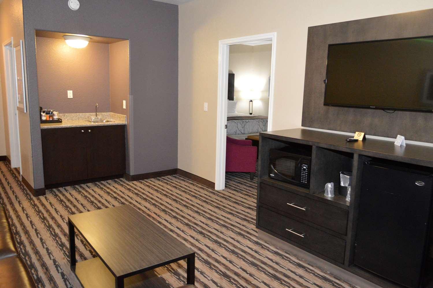 Room - Best Western Boerne Inn & Suites