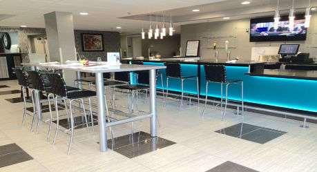 Bar - Wyndham Garden Hotel Executive Park Charlotte
