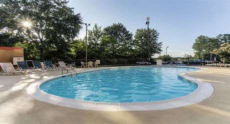 Pool - Wyndham Garden Hotel Executive Park Charlotte