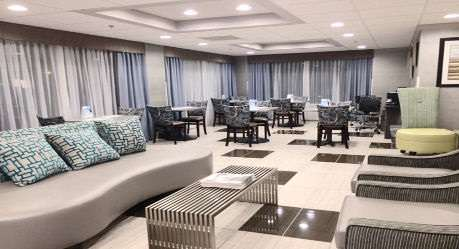 Lobby - Wyndham Garden Hotel Executive Park Charlotte