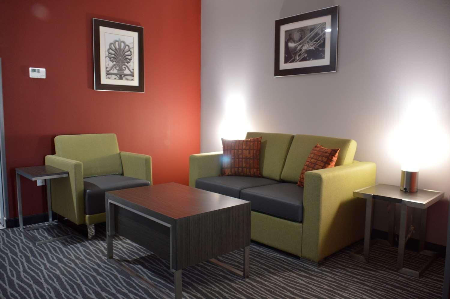 Suite - Best Western Plus Airport Inn Shreveport