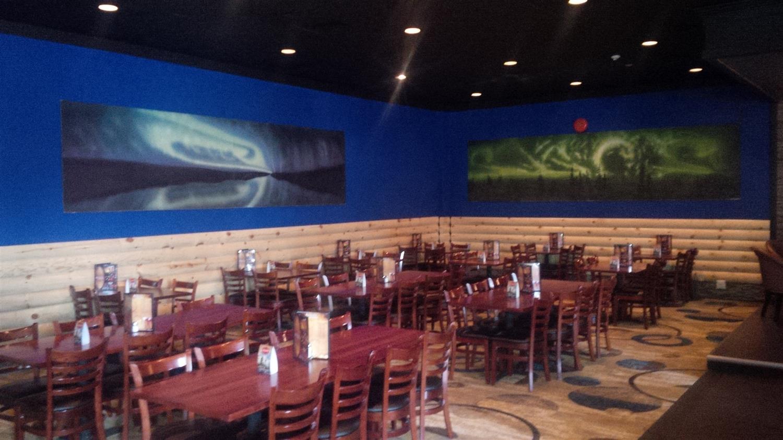 Restaurant - Copper River Inn Fort Frances