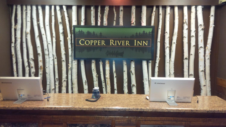Lobby - Copper River Inn Fort Frances