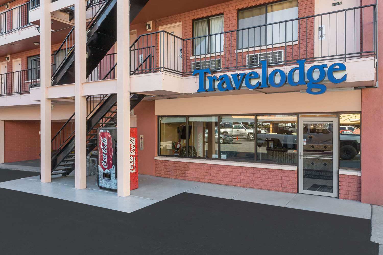 Exterior view - Travelodge Reno