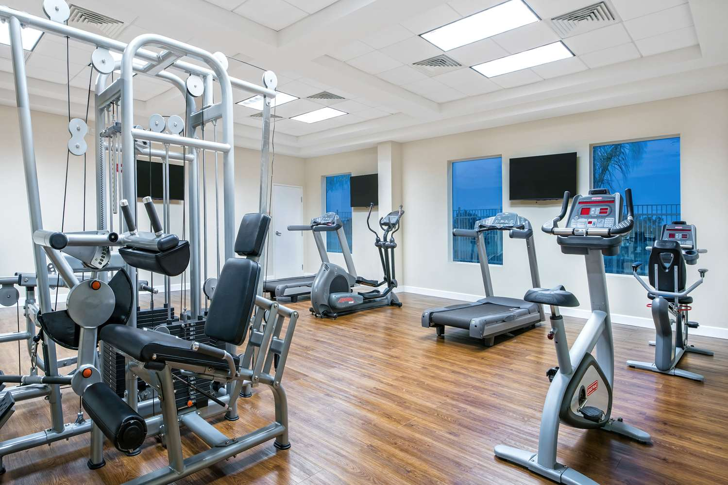 Fitness/ Exercise Room - Hawthorn Suites by Wyndham McAllen