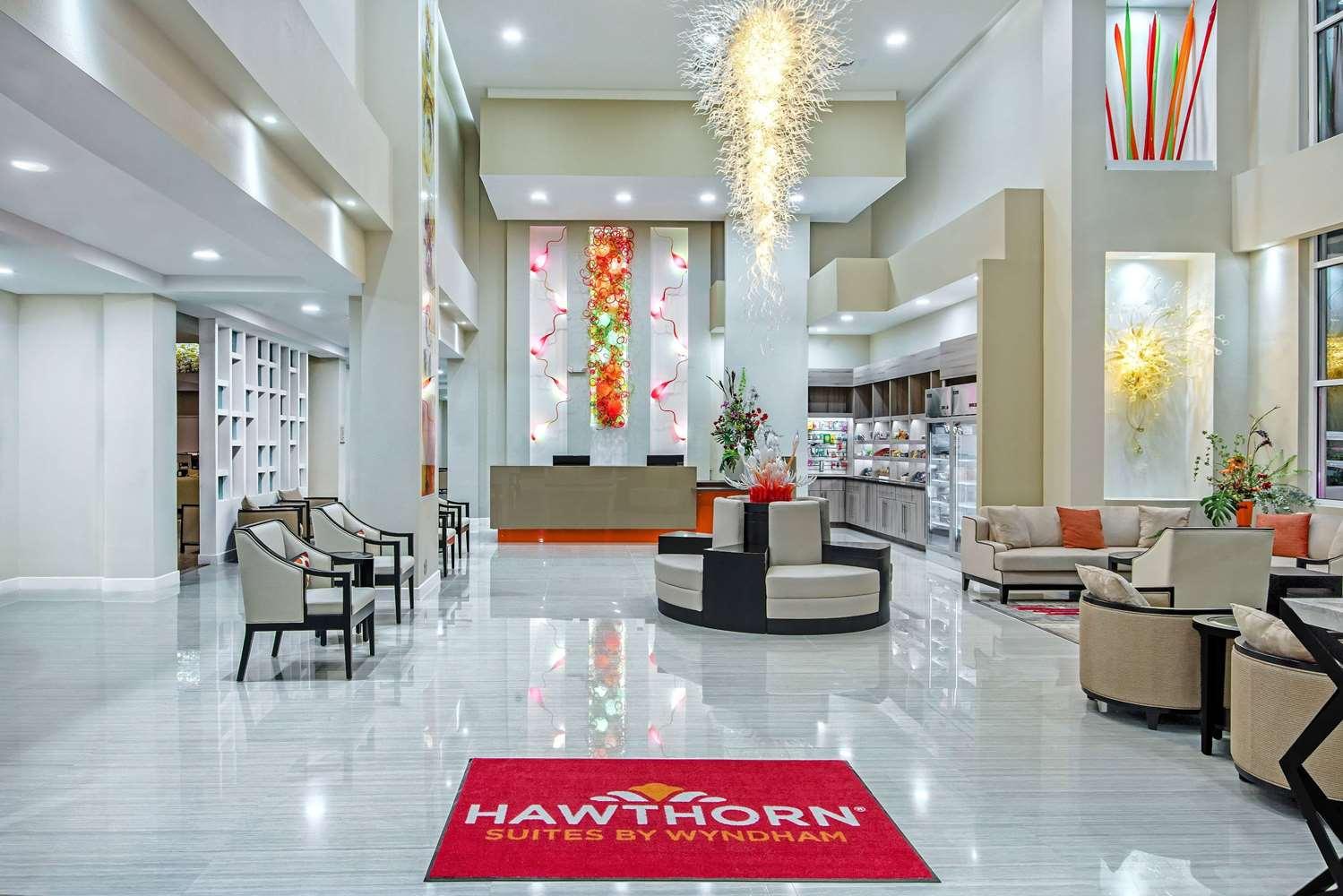 Lobby - Hawthorn Suites by Wyndham McAllen