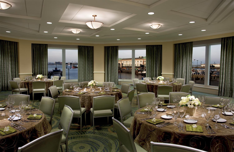 Ballroom - Seaport Boston Hotel