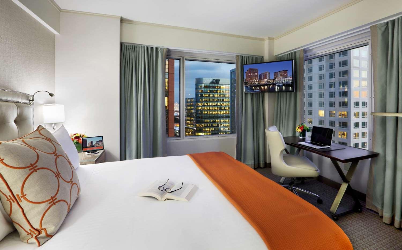 Suite - Seaport Boston Hotel