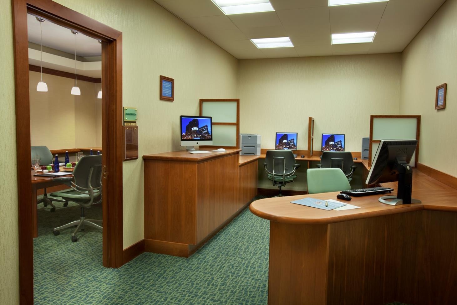 Conference Area - Seaport Boston Hotel