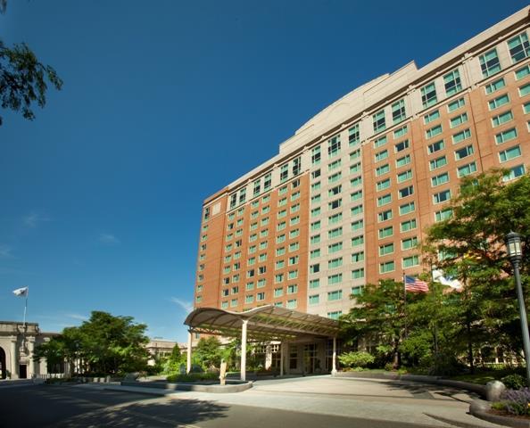 Exterior view - Seaport Boston Hotel