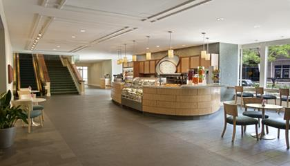Restaurant - Seaport Boston Hotel