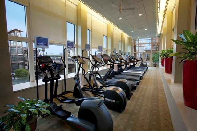 Fitness/ Exercise Room - Seaport Boston Hotel