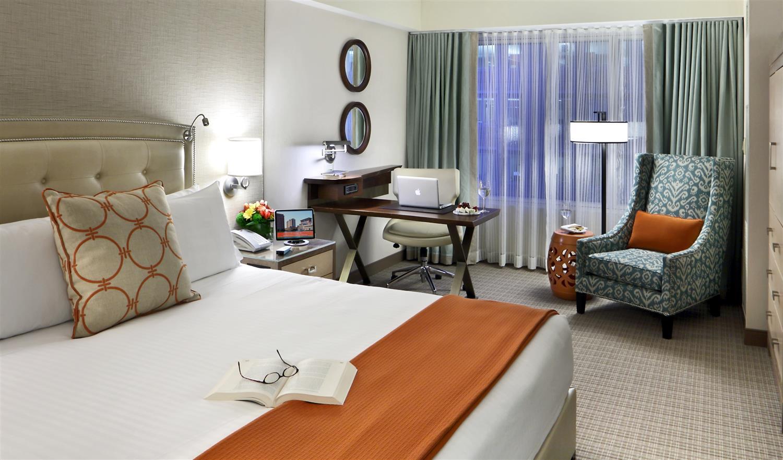 Room - Seaport Boston Hotel