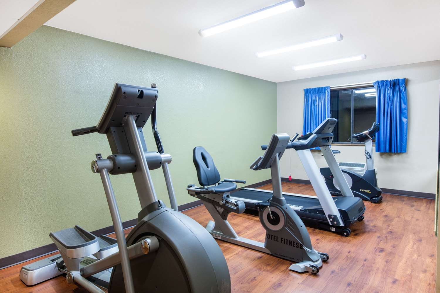 Fitness/ Exercise Room - Super 8 Hotel Frederick