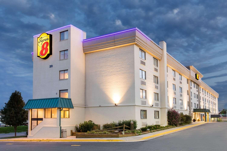 Exterior view - Super 8 Hotel Frederick