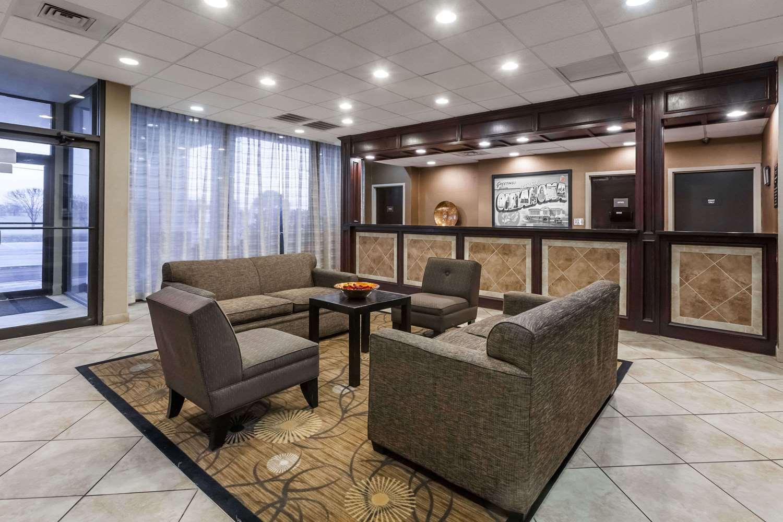 Lobby - Super 8 Hotel Atoka