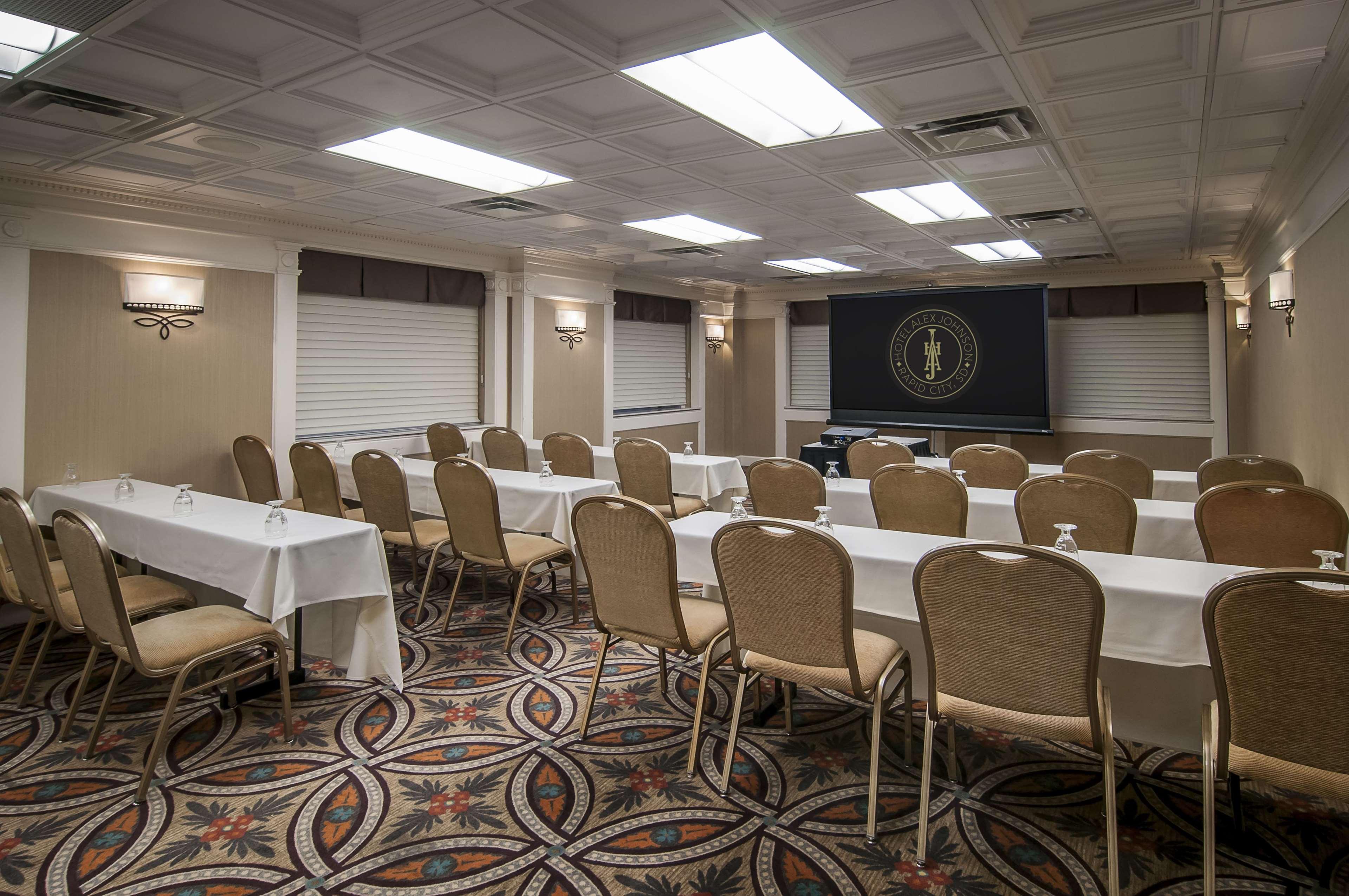 Hotel Alex Johnson Rapid City Curio Collection By Hilton Pennington South Dakota Price Address Reviews