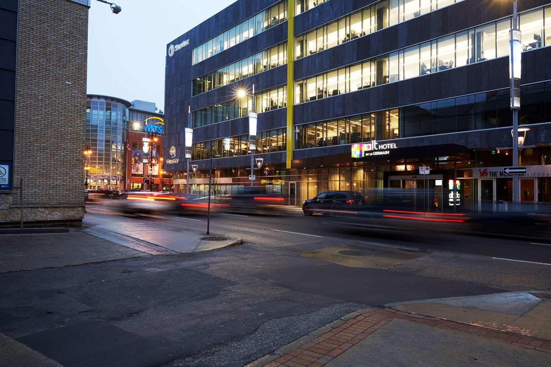 Exterior view - Alt Hotel Winnipeg