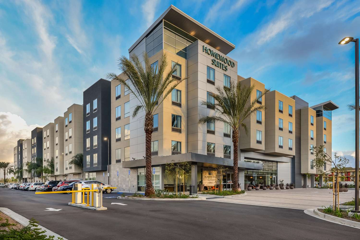 Exterior view - Homewood Suites by Hilton Resort Convention Center Anaheim