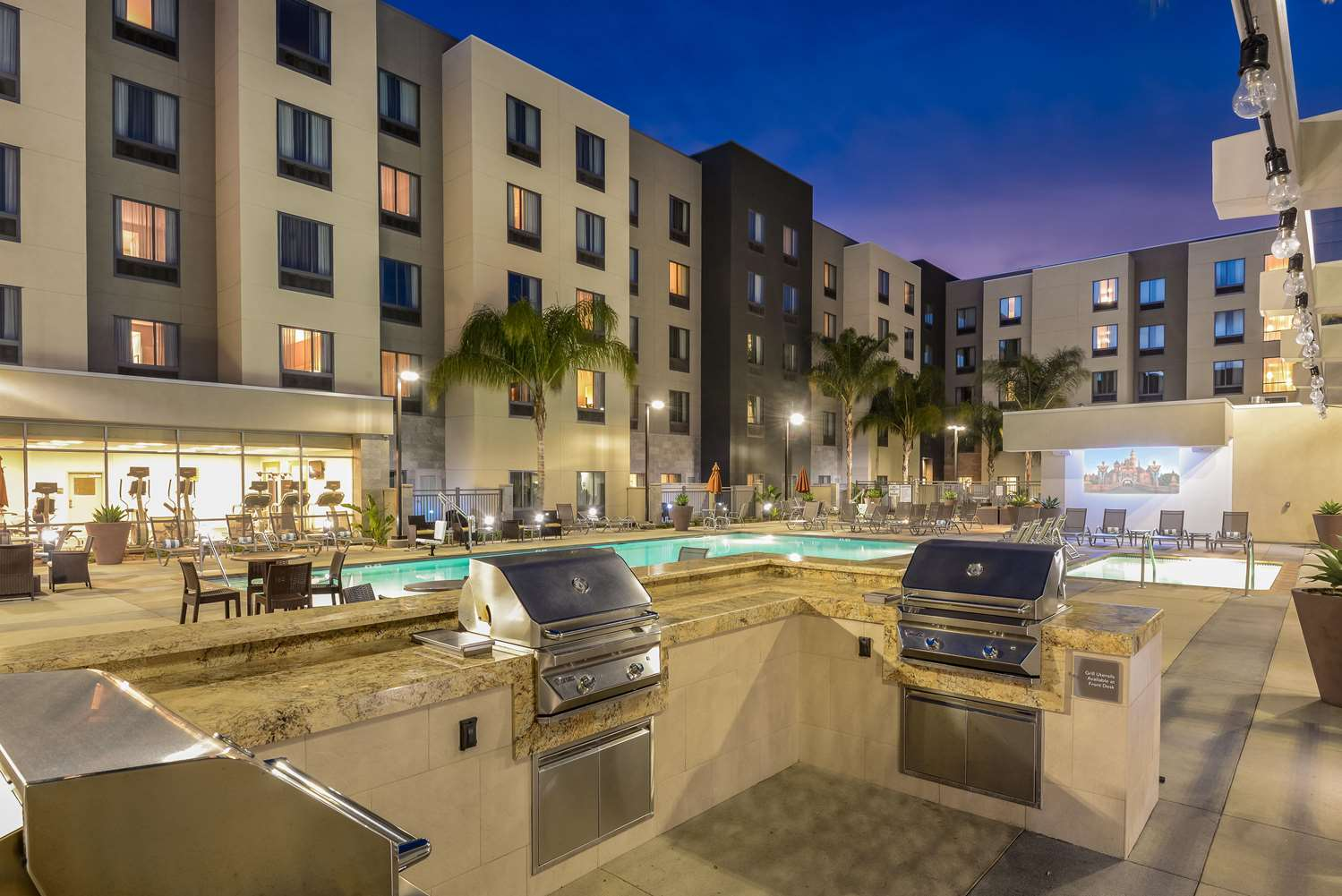 Pool - Homewood Suites by Hilton Resort Convention Center Anaheim