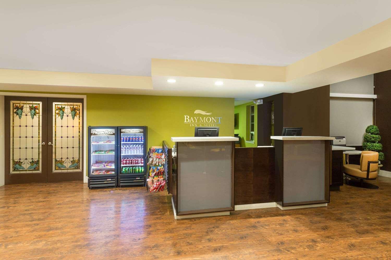Lobby - Baymont Inn & Suites Modesto