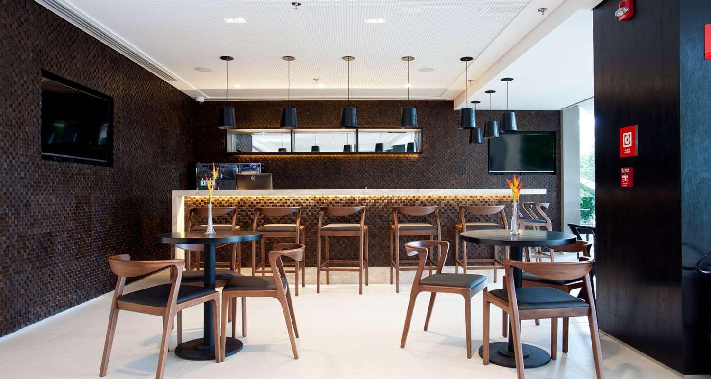 Restaurant - Hotel Golden Tulip Sao Jose Dos Campos