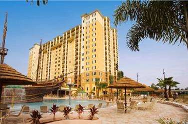 Exterior view - Lake Buena Vista Resort Village & Spa Orlando