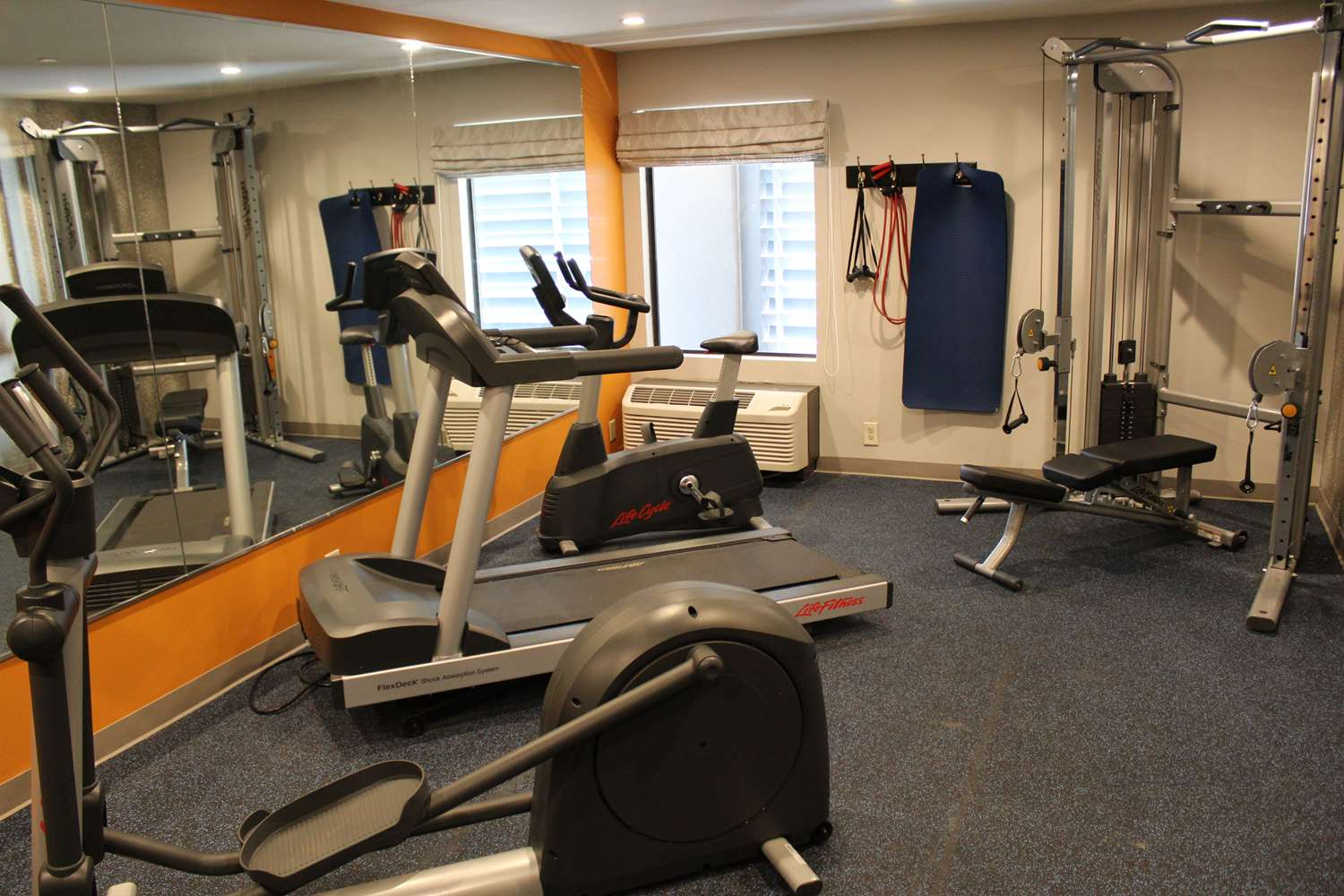 Fitness/ Exercise Room - Best Western Plus Bowling Green Hotel