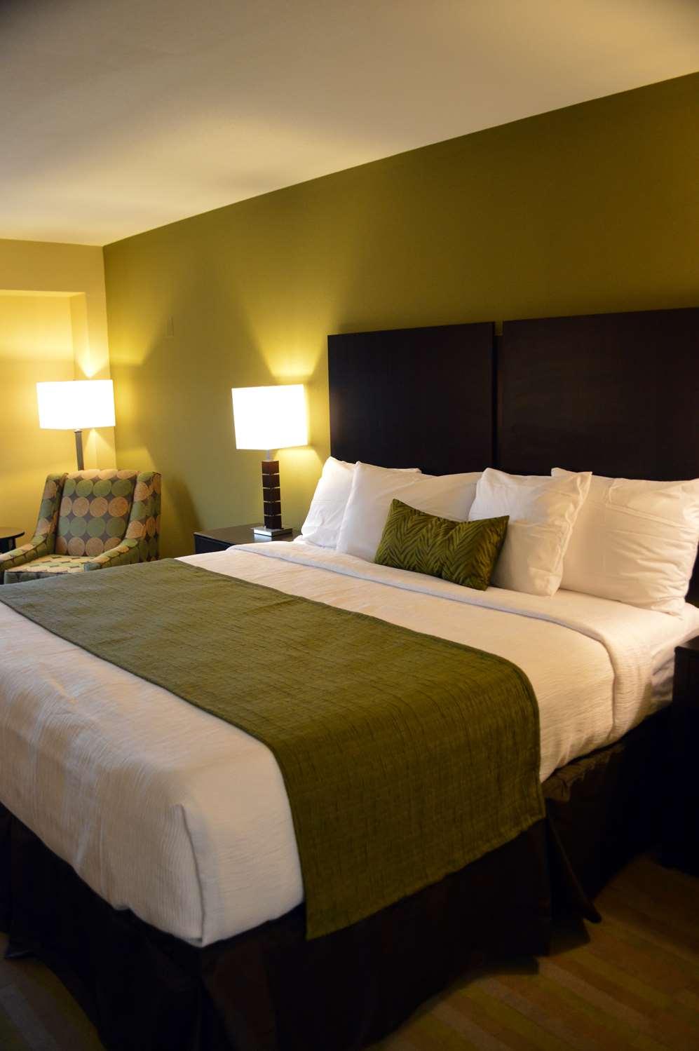 Best Western Hotel Room: Best Western Plus Thornburg Inn & Suites, VA
