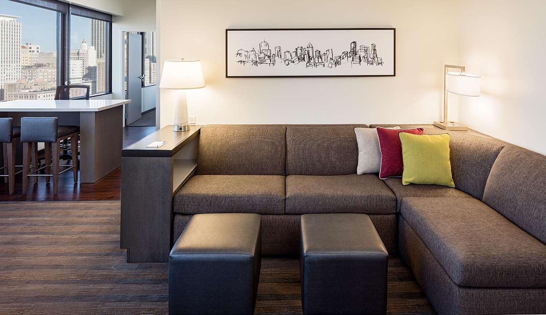 Suite - Hyatt House Hotel New Orleans