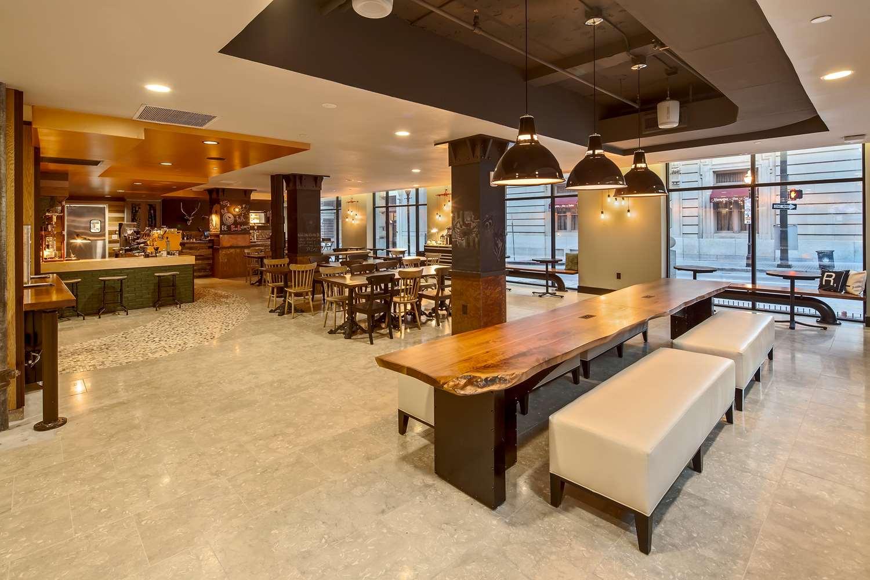 Restaurant - Hotel RL Inner Harbor Baltimore