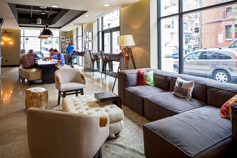 Lobby - Hotel RL Inner Harbor Baltimore