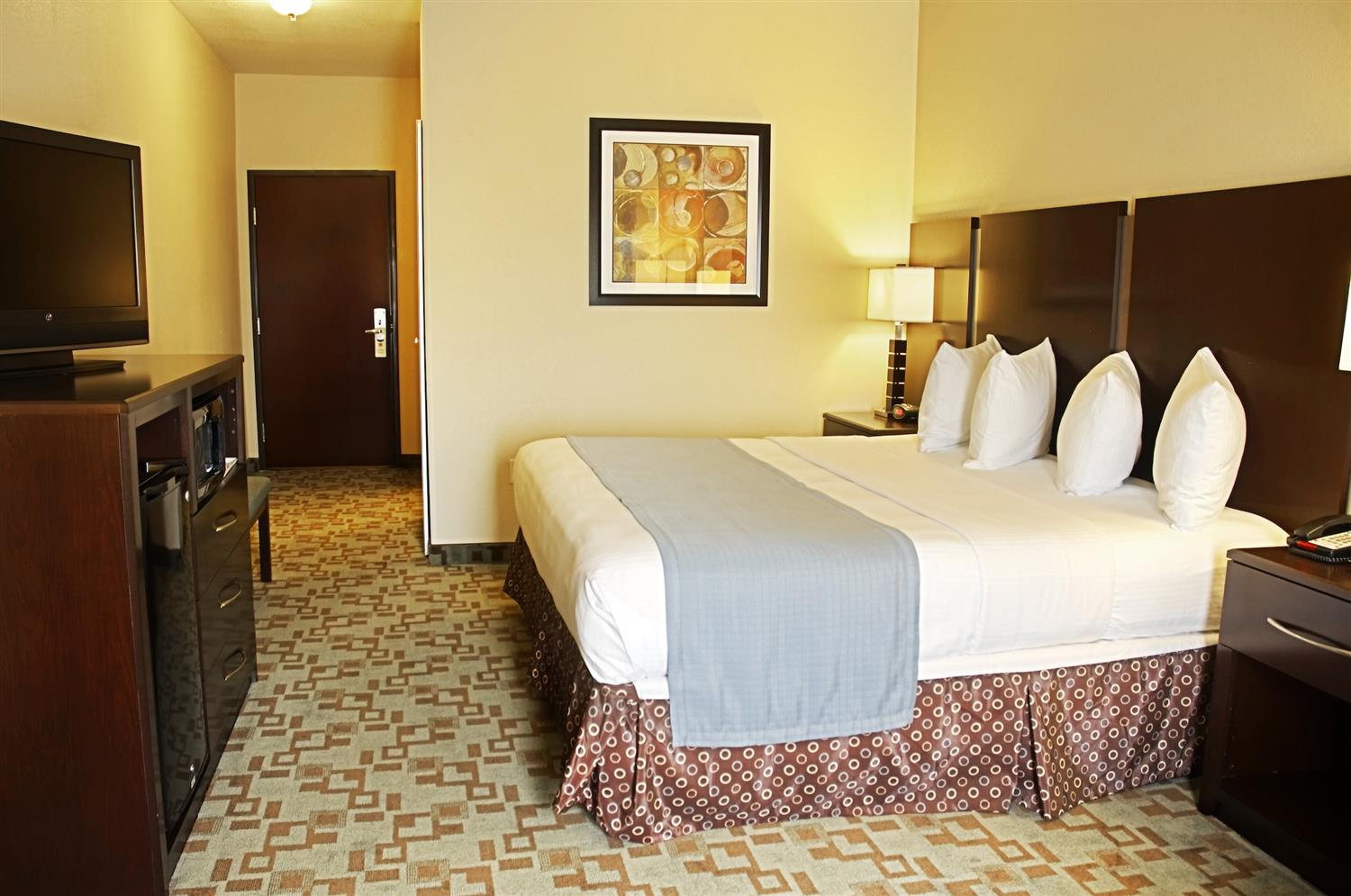 Room - Best Western Plus Eastgate Inn Wichita