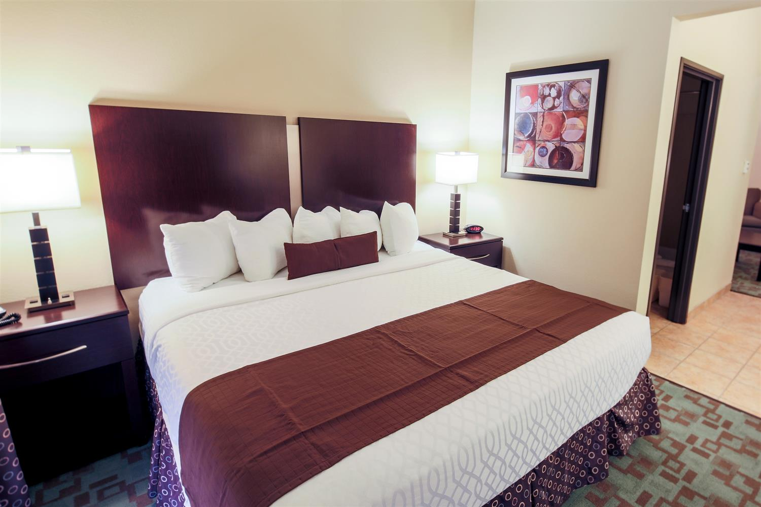 Suite - Best Western Plus Eastgate Inn Wichita
