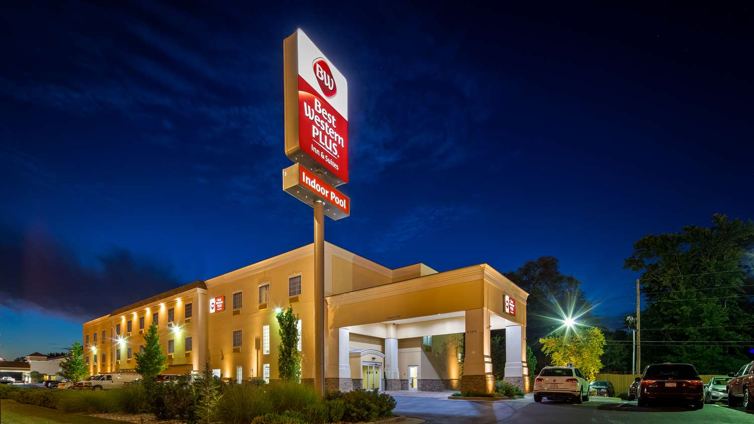 Exterior view - Best Western Plus Eastgate Inn Wichita